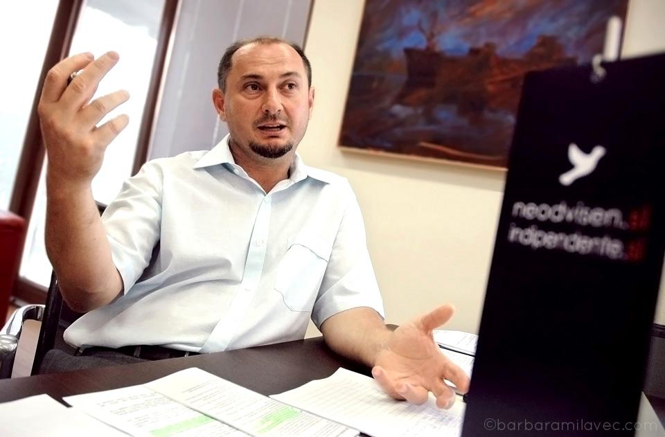 Gašpar Gašpar Mišič - podjetnik in politik