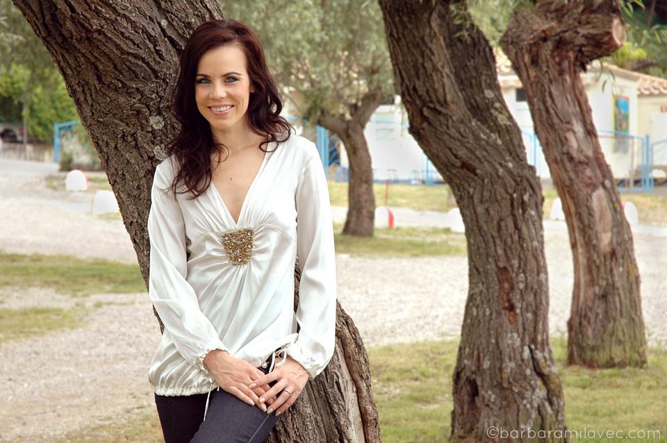 Lorella Flego - novinarka, modna urednica in televizijska moderatorka